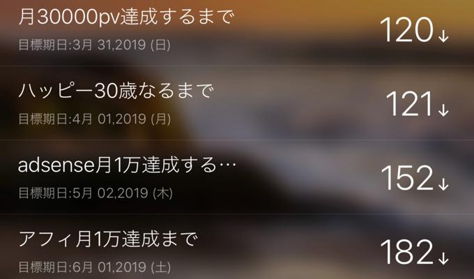 365日アプリ