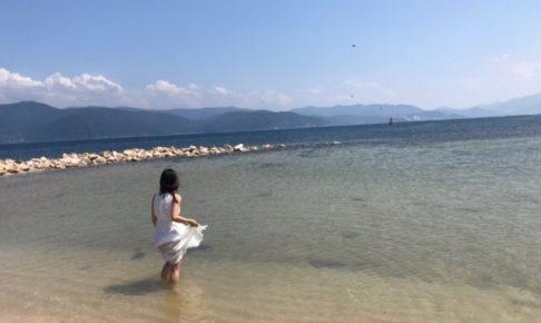 北陸、水島のインスタ映えスポット