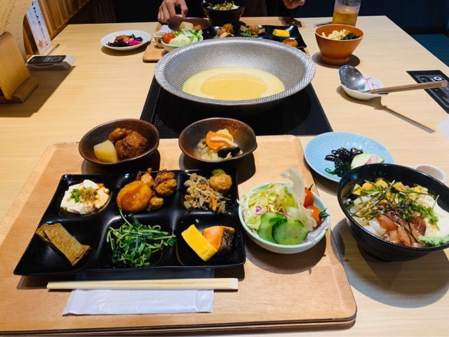 i+Land nagasaki 朝食