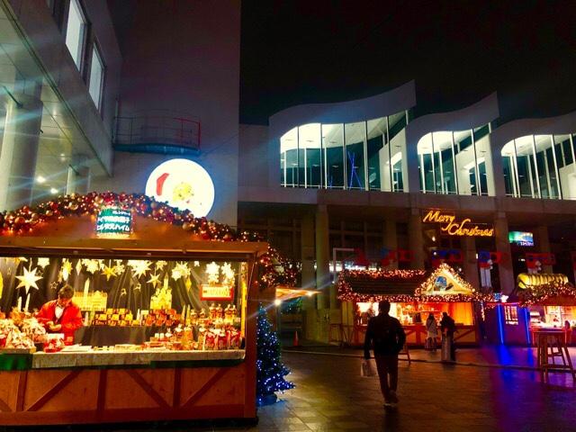 Christmas Umeda