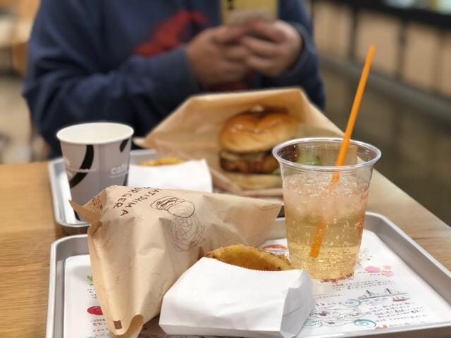 淡路島ハンバーガー