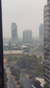 オーストラリア山火事