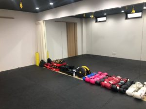 kick boxing in Osaka