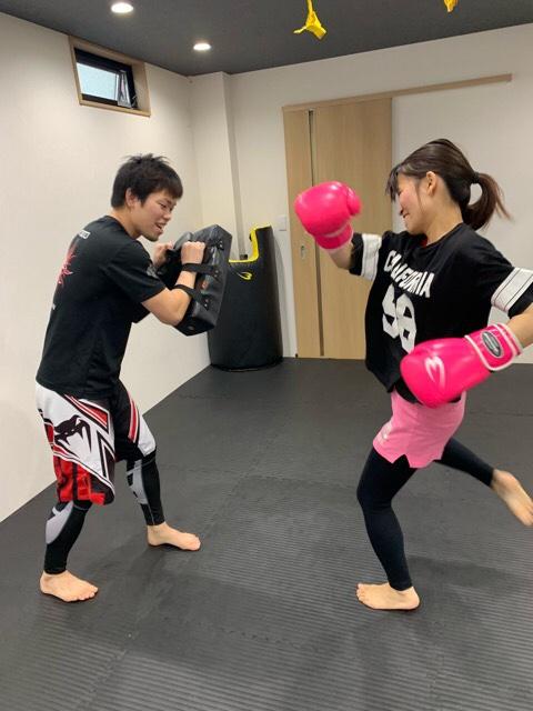 キックボクシング東成区